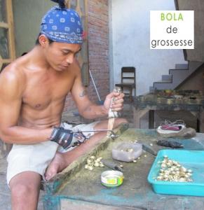 création bola indonésien