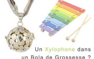 bola grossesse indonésien et xylophone